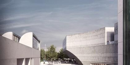 Nuevo Museo de la Bauhaus