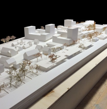 Bakpak Architects and ALN win 1st Prize Competition to design a Master Plan in Germering