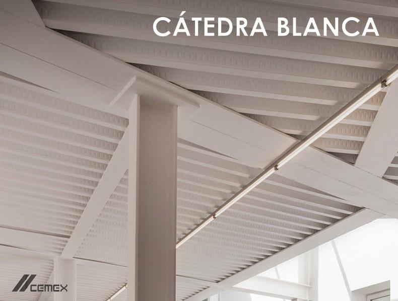 CATEDRA BLANCA CEMEX – SEVILLE 2016. Guillermo Vázquez Consuegra.