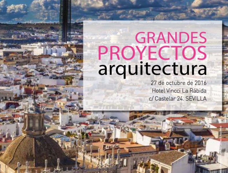 "Bakpak Architects in ""Great Architectural Proyects"", Seville 2016."