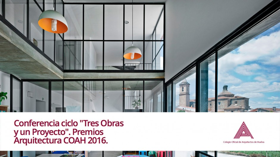 bakpak architects conferencia casa correos COAH 2