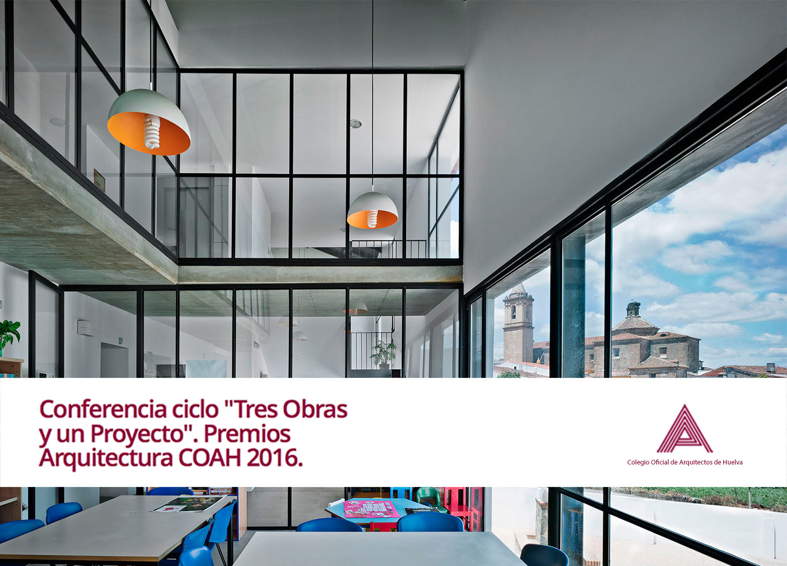 "Bakpak Architects in ""Three works and one project""."