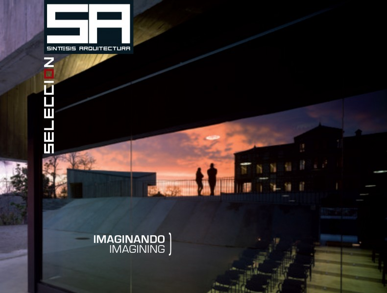 Bakpak Architects, cover of Síntesis Arquitectura Magazine
