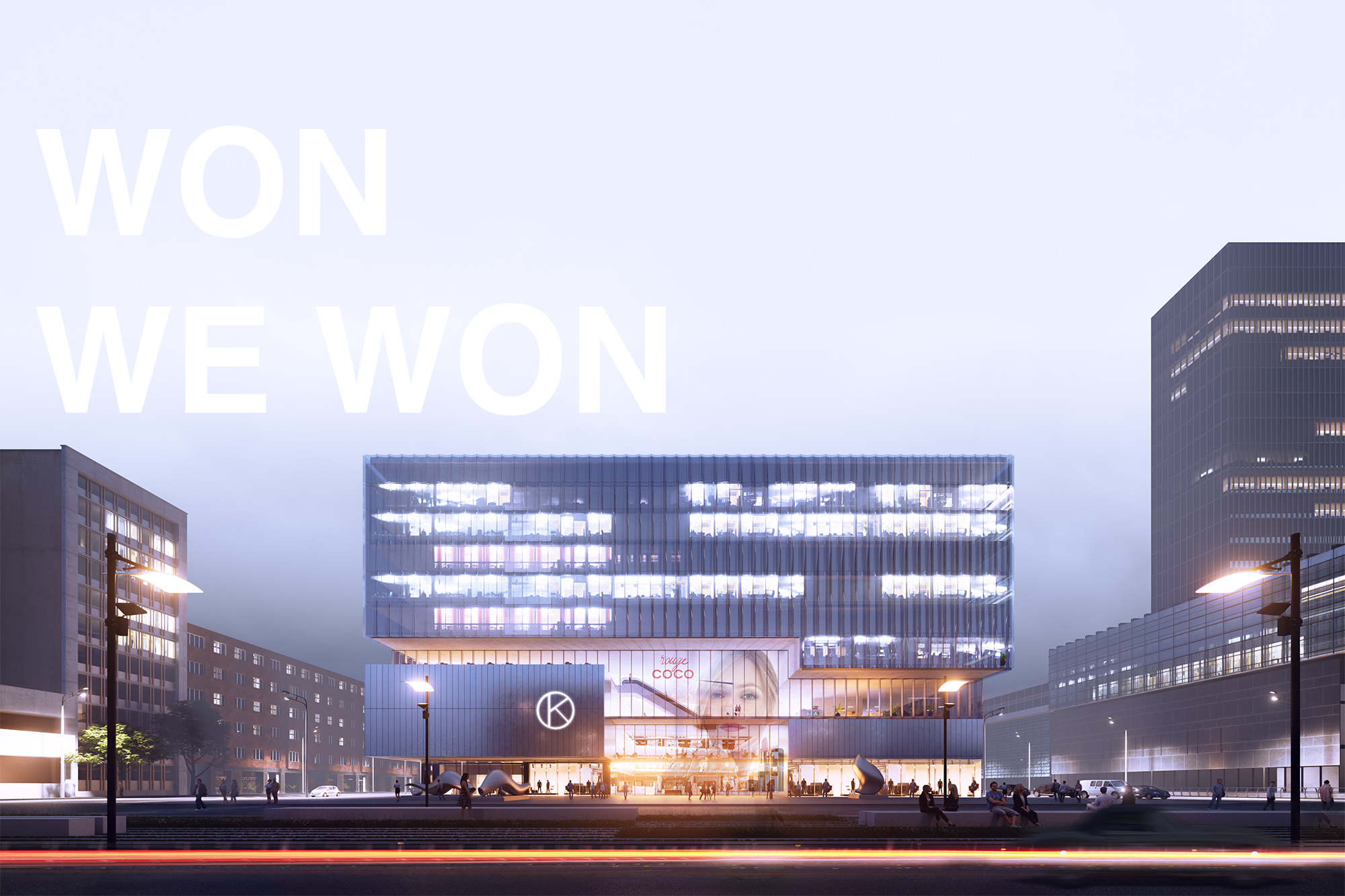 Bakpak Architects Win 1st Prize Competition To Design The