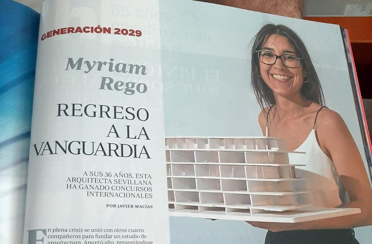 ABC entrevista Myriam Rego 2