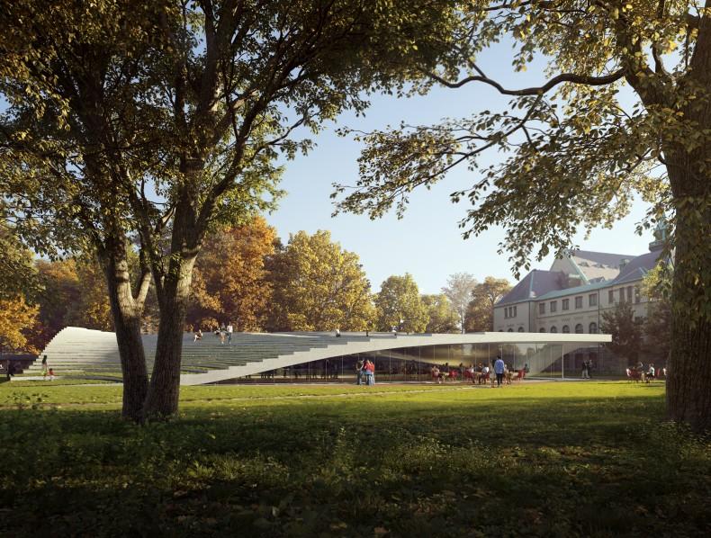 Bakpak Architects gana el Premio Especial del Jurado en el Concurso Internacional para la ampliación del Museo Nacional de Helsinki