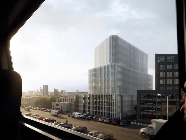 Edificio de oficinas en Tallin